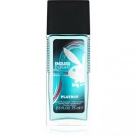 Playboy Endless Night dezodorant z atomizerem dla mężczyzn 75 ml