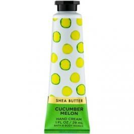 Bath & Body Works Cucumber Melon krem do rąk  29 ml