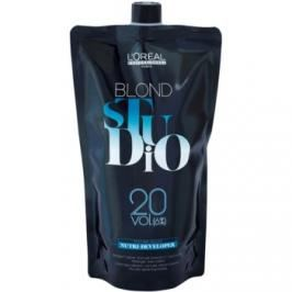 L'Oréal Professionnel Blond Studio Nutri Developer emulsja aktywująca 6 % 20 Vol. 1000 ml