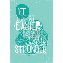 Plakat Abstract motivational poster